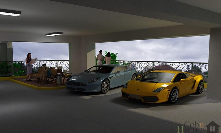 Backview Basement Carpark