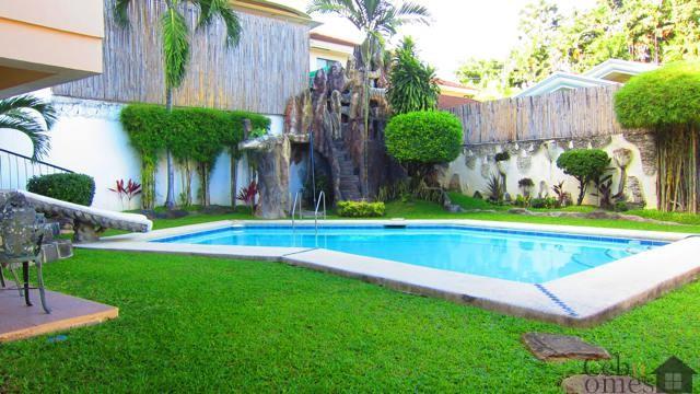 #0122 5-Bedroom House w/Pool in Ma. Luisa