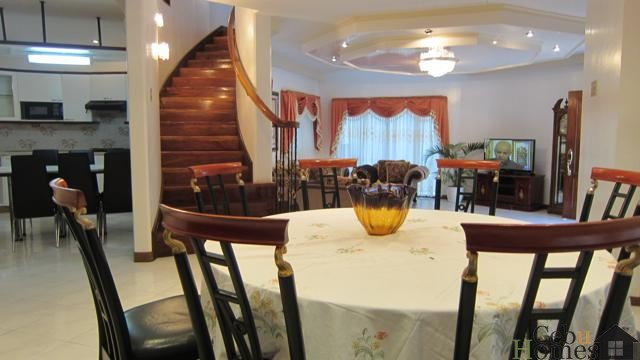 #0234 5-Bedroom Furnished House with Pool