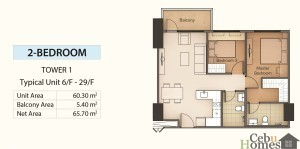 2BR Layout