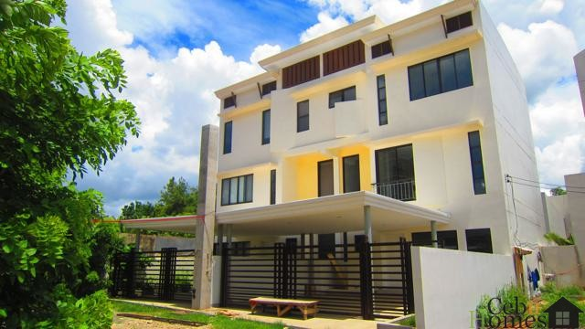 # 0370  Brand New Banilad Townhouse for Rent