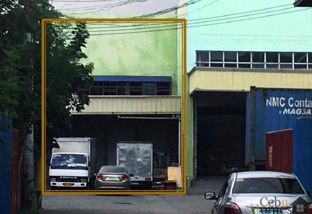 #0389  250 Sqm Warehouse in H. Cortes