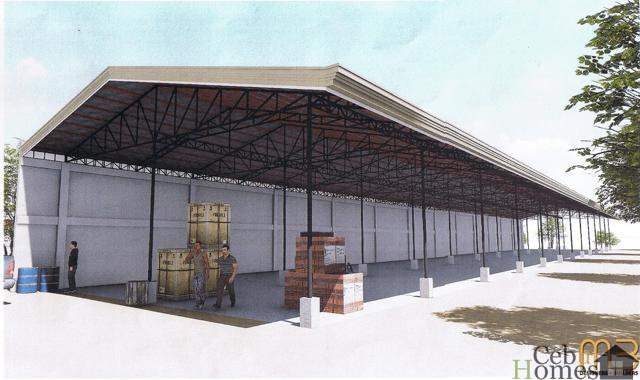 #0435  3-Phase Warehouse  in Cordova