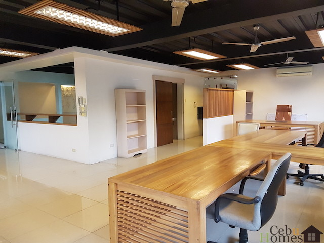 #0471 Fully Furnished Office in Talamban